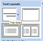 Text Layout